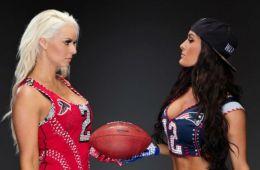 Maryse vs Nikki Bella