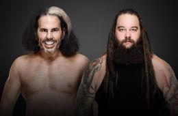 Matt Hardy ante Bray Wyatt se verá en Elimination Chamber