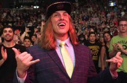 Matt Riddle tuvo demasiado apoyo de lo esperado en NXT