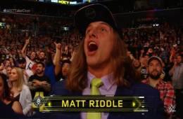 Matt Riddle NXT