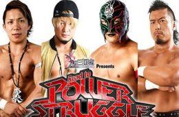 NJPW 31 octubre