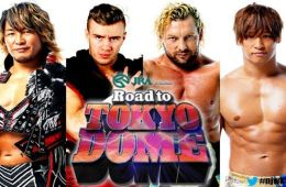 NJPW Road to Tokyo Dome