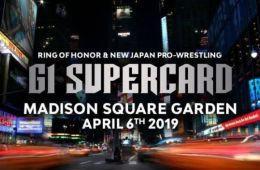 NJPW y ROH en el Madison Square Garden