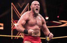 NXT La lesión de Lars Sullivan podría no ser real