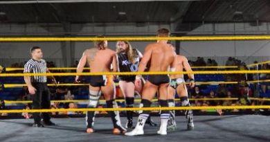 Resultados del live show de NXT en Sebring del 20 de enero
