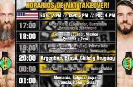 NXT Takeover Brooklyn 4 en vivo