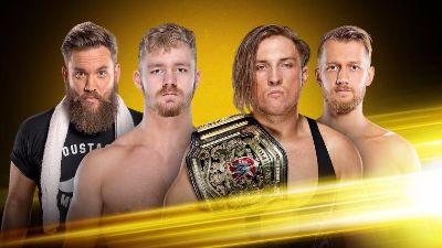 WAR Games NXT