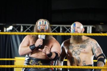 NXT War Machine
