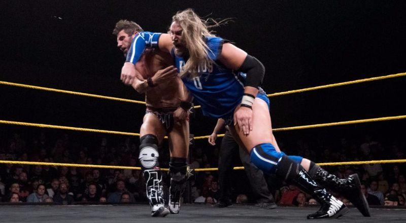 NXT del 6 de diciembre