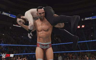 New Moves WWE 2K18
