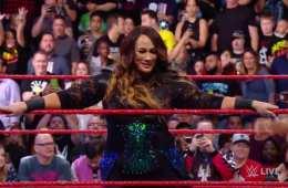 Nia Jax regresa en WWE RAW