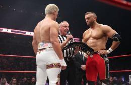 Nick Aldis revela que su rivalidad con Cody fue real