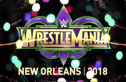Nueva Orleans empieza a lucir en sus calles Wrestlemania 34