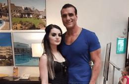 WWE Noticias Paige libre cargos