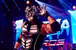Pentagon Jr. comenta sobre su reinado como campeón mundial en Impact Wrestling