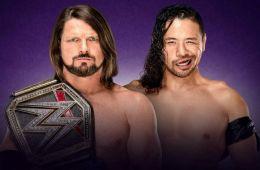 Posible Iron Man Match entre Styles y Nakamura en Money In The Bank