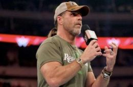 Posible combate para Shawn Michaels en Survivor Series