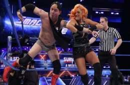 Posible razón por la que no hay intergender matches en WWE