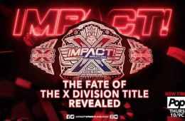 Previa Impact Wrestling del 22 de Noviembre