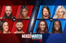 WWE Mixed Match Challenge 9 de Octubre (Cobertura y resultados en directo)