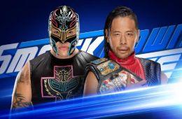 WWE Smackdown 1000 (cobertura y resultados en directo)