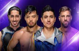 WWE 205 Live 24 de Julio (Cobertura y resultados en directo)