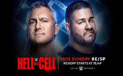 Previa de Hell in a Cell 2017