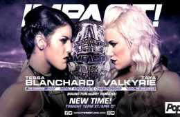 Previa de Impact Wrestling 1 de Noviembre