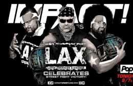Previa de Impact Wrestling del 23 de Agosto