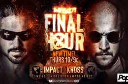 Previa de Impact Wrestling del 8 de Noviembre