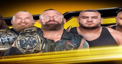 Previa de NXT 1 de noviembre