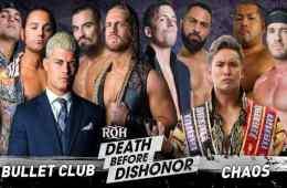 Previa de ROH Death Before Dishonor 2018