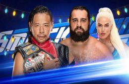 WWE Smackdown Live 25 de Diciembre (Cobertura y resultados en directo)