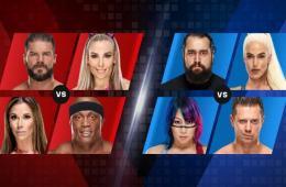 WWE Mixed Match Challenge 16 de Octubre (Cobertura y resultados en directo)