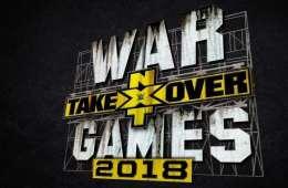 Primeras apuestas de NXT War Games II