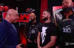 Resultados RAW en vivo 1 Enero 2017