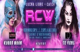 Kobra Moon vs Su Yung en RCW