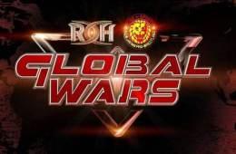 ROH anuncia detalles del tour Global Wars junto a NJPW