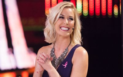 Renee Young WWE Noticias