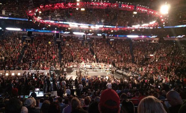 Resultados NXT TakeOver Nueva Orleans
