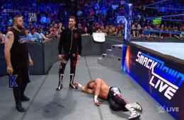 Resultados SmackDown Live en vivo 13 Febrero