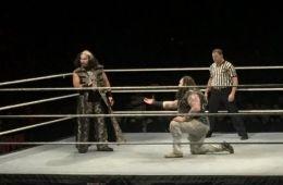 Resultados WWE RAW Portland