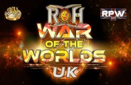 Resultados War of the Worlds de Ring of Honor