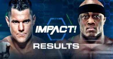Resultados de Global Force Wrestling Impact 31 Agosto 2017