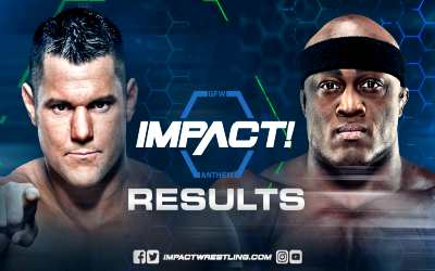 Resultados de Global Force Wrestling Impact 31 Agosto 2017