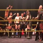 Resultados del live show de NXT en Bethlehem (23-09-17)