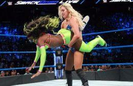 Resultados de WWE Smackdown Live del 19 de septiembre