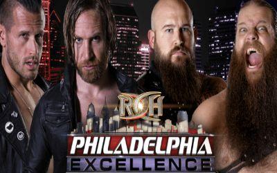Resultados de las grabaciones de ROH