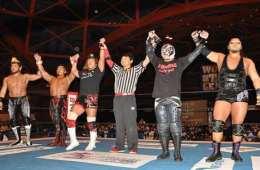Resultados del cuarto y quinto día de la World Tag League de NJPW