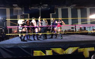 Resultados del live show de NXT en Coral Gables